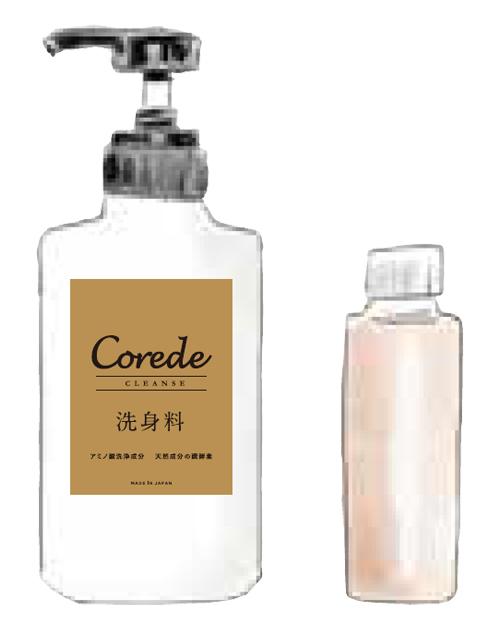 Corede CLEANSE